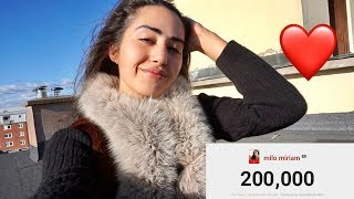 COOKING PERSIAN FOOD WITH MY DAD | WE HIT 200K SUBSCRIBERS!!! | VLOG