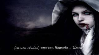 Moonspell - Vampiria (subtitulado español)
