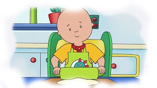 ᴴᴰ BEST ✓ Caillou 504  Caillou Makes a Meal / Caillou New Groove / Caillou Goes Bowling