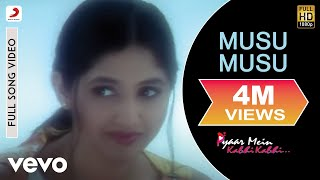 Musu Musu - Pyaar Mein Kabhi Kabhi   Dino Morea   Rinke Khanna   Sanjay Suri