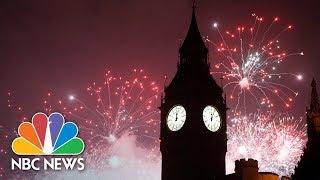 Watch Live: 2018 New Year celebrations around the world