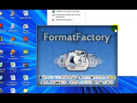 Xxx Mp4 Cambiar Formato De Video Y Audio Con Format Factory 3gp Sex