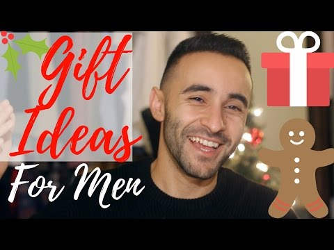 CHRISTMAS GIFT IDEAS FOR HIM! STOCKING STUFFERS