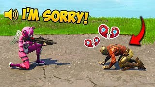 *NEW TRICK* DO EMOTES WHILE KNOCKED! - Fortnite Funny Fails and WTF Moments! #324
