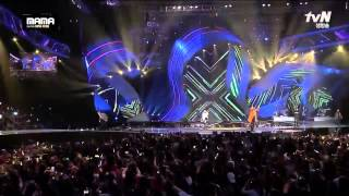 151202 MAMA 2015 EXO-DROP THAT