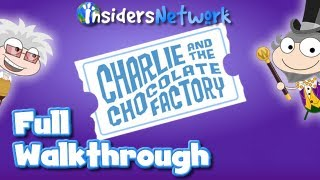 ★ Poptropica: Charlie and The Chocolate Factory Full Walkthrough ★