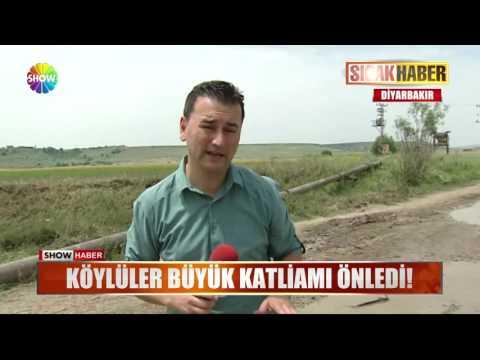 terörist pkkliler Diyarbakır'da 15 Ton bomba patlattı. Kürt köylüler öldü.
