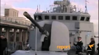 Napoli, la Marina Militare apre al pubblico: tre corvette visitabili al porto