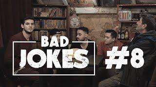 BAD JOKES 8 #NoapteaTârziu | Cuza & Quick VS Radu Pietreanu & George Tanase