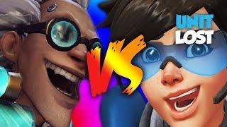 Overwatch - Uprising VS Junkenstein! - WHO WINS THE PVE WAR?!