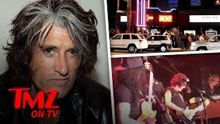 Epic Rock Concert At The Roxy | TMZ TV