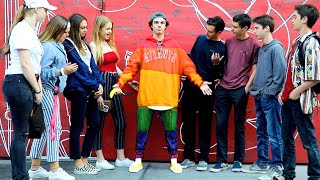 Is it GAY for GUYS to like FASHION!? *Social Experiment*