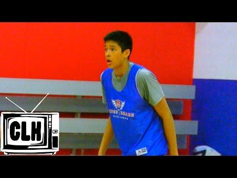 6'9 Kamaka Hepa NEXT ALASKAN ASSASSIN - Top 25 Sophomore - Class of 2018 Basketball