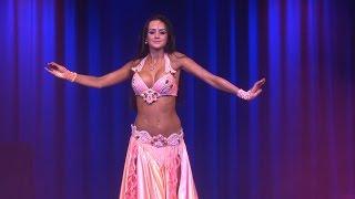 Loretta Dance Orientalicious Belly Dance Festival 2015