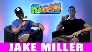 103 Questions: Jake Miller