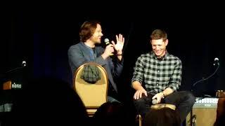 VegasCon 2018 Jensen and Jared Main Panel   part 1