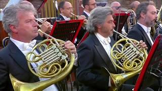#G7Taormina I Leader al Teatro Greco per il concerto dell'Orchestra Filarmonica della Scala