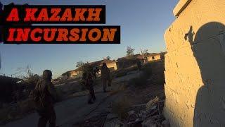 A Kazakh Incursion - MSW's The Kazakh Offensive