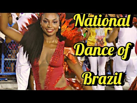 National Dance of Brazil SAMBA How was it born 7 MINUTES of Pure Dancing