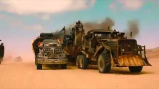 Mad Max: Fury Road - Truck Scramble