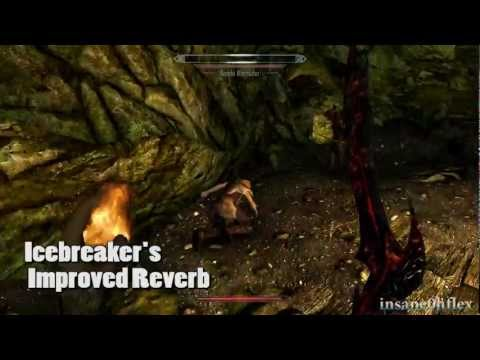 Skyrim Mod Showcase 3 UNP Fitness Body Improved Reverb and more
