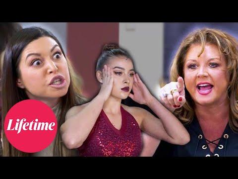 Kira FIGHTS For Kalani And Fights Some More Dance Moms Flashback Compilation Lifetime