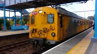 Metrorail Trains in South Africa