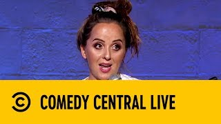 Luisa Omielan Defends Gays At The Nail Salon | Comedy Central Live