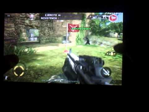 Modern Combat BPHD Descubriendo el online #1