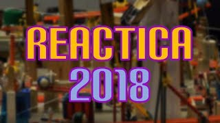 California's Biggest Chain Reaction! Reactica 2018 Official Video