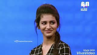 Ankhiyon se goli mare with priya prakash whatsapp status