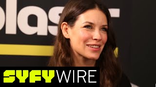 Watch: Evangeline Lilly on Avengers and Wasp Movie | New York Comic-Con 2016 | Blastr