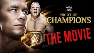 WWE Night of Champions - The Movie (Trailer)