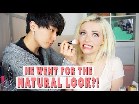 Xxx Mp4 Korean Boyfriend Does My Makeup 3gp Sex