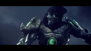 CGI Animated Trailers HD StarCraft Universe   by Chris Scubli