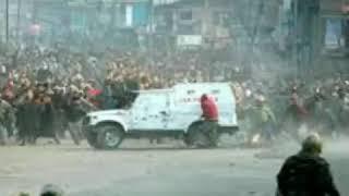 Kashmiri song Go india go back