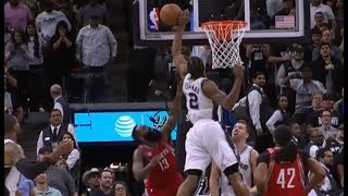 The Game Kawhi Leonard Turns Into MJ&Shuts Down Entire NBA!