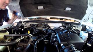 Ford Ranger Ignition Coil Replacement