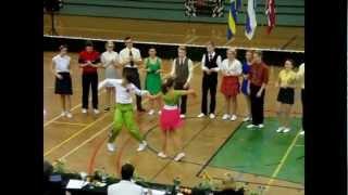 2012 Nordic Championship Junior Boogie Woogie Final.