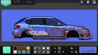 Pixel Car Racer   Subaru WRX Hatch Build  