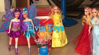 Barbie Fashion Model Collection | Barbie Dolls Top Model for toddlers
