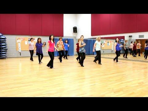 Little Miss Hayley Jo - Line Dance (Dance & Teach in English & 中文)