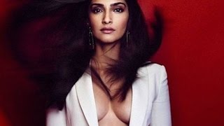 Sonam Kapoor Shares Her Bold Picture on Her Social Media Accounts