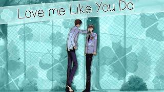[C\S] Love me Like You Do (Yaoi Collab) Happy Birthday Bio