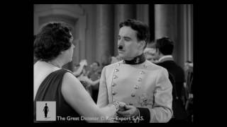 The Great Dictator - Dancing Clip