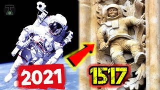 10 EVIDENCE OF TIME MACHINE