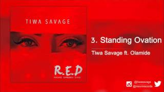 Tiwa Savage Ft. Olamide - Standing Ovation