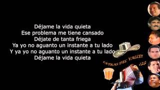 La pelusa - Kaleth Morales (Letra)