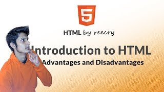 What is HTML ? Advantages & Disadvantages - Learn HTML in Hindi