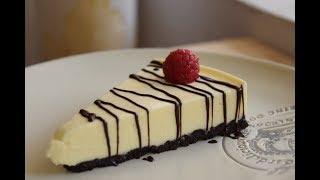Làm bánh cheesecake (không lò nướng)